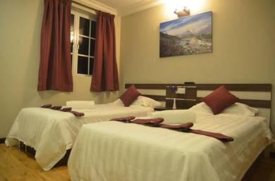 Zermatt Hotel (Cameron Highland)