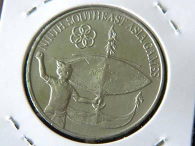 RM1 Coin 9TH S.E.A