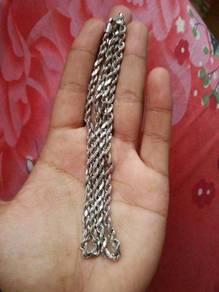 Rantai silver 925 ori