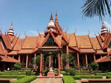 Pakej muslim Kemboja 3 hari 2 malam