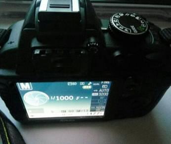 Nikon D3100 (FullSet)