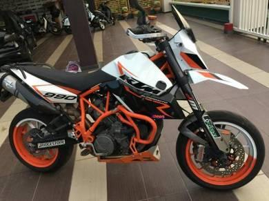 2011 Ktm 990 Smr 990