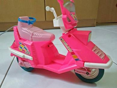 Motorised Toy Scooter - Cable Controlled (New)