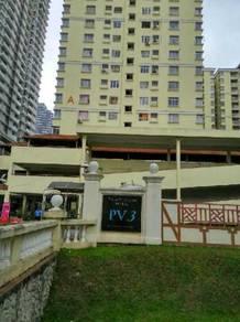 Master bed room for rent at PV 3,Taman Melati,Setapak, KL