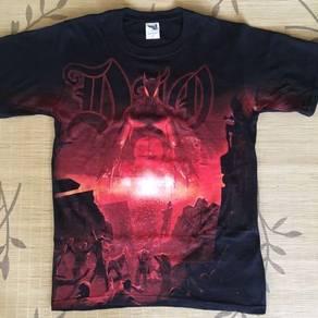 Tshirt Band Dio