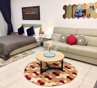 Homestay Evo Soho Suite Bangi (Berkonsep Islamik)