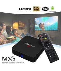 Android Fullhd Mxq tv decoder box