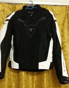 Dainese super speed mesh jacket + hump