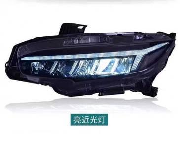 Honda civic fc led headlamp head lamp light A