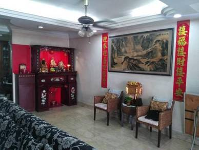 Taman Sri Bintang Freehold double storey Extend renovated