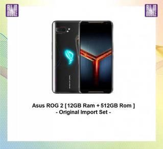 Asus ROG 2 [ 12/512GB ] 24 Bulan Aeon Credit