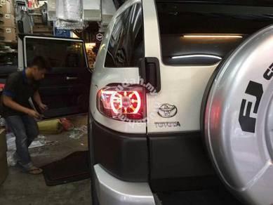 Toyota fj cruiser led tail lamp light taillamp A