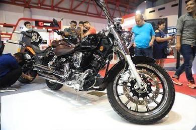 2020 WMoto V16 cruiser 250cc