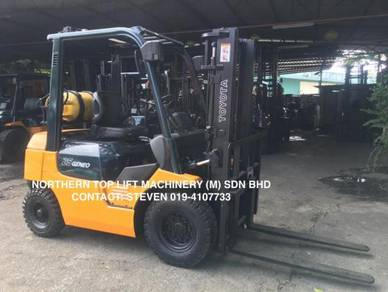 Direct Imported JAPAN TOYOTA 2.5 ton Forklift