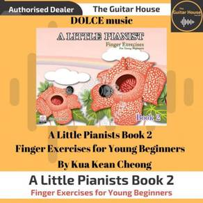 A Little Pianists Book 2 (Finger Exercises)