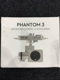 DJI Phantom 3 Part No.06 2.7K Camera & Gimbal