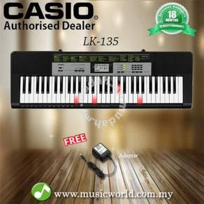 Casio lk-135 self learning lighting keyboaroard