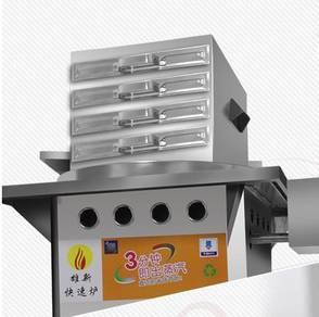 Steam food machine