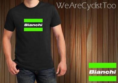Baju T-Shirt BIANCHI NSQ214 siap poslaju