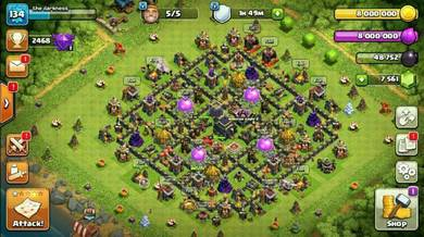 Open sale.my account COC
