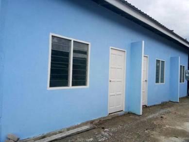 Rumah Bilik Kampung Baru Bintulu