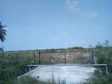 Tanah Industri Kampung Batu 22, Jalan Yan