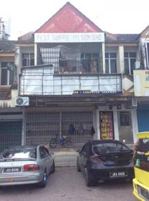 Taman Daya Double Storey Terrace Shop of Ground Floor FOR RENT