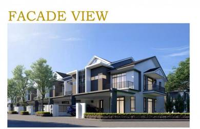 Hot Deal First Europe 2 Storey House Kulai Area ~ Call Now