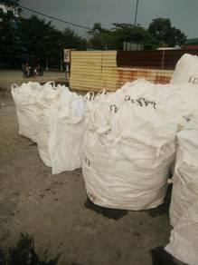 Clean jumbo bag
