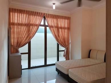 Johor Jaya Parc Regency Apartment Studio For Rent