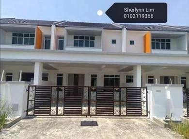 Riam New Double Storey Terrace