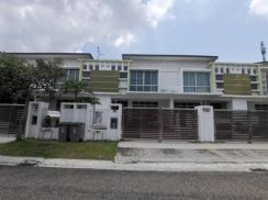 SERI ALAM , Sapphire 8 Double Storey, Selling with Furnish