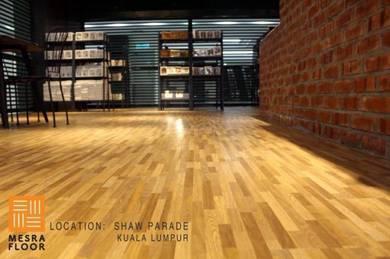 Timber Flooring / Laminate / Vinyl / WPC/ SPC -023