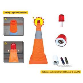Sefety Light (For Flexible Cone)