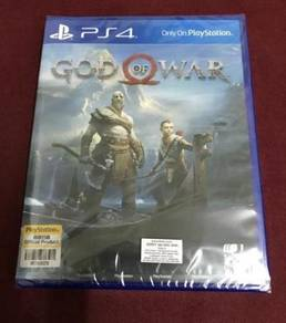 PS4 Game God of War 4 R3 (English/Chinese) NEW