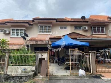 Rumah teres 2 tingkat Bandar Sunway Semenyih Seksyen 6 Gated Guarded