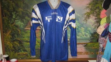 Vintage 90s adidas long sleeve jersey sze L