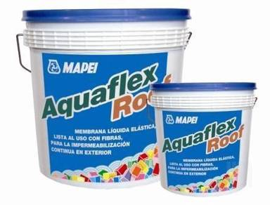 Mapei aquaflex roof