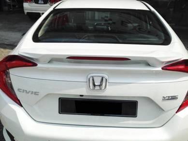 Honda civic fc modulo spoiler with paint bodykit