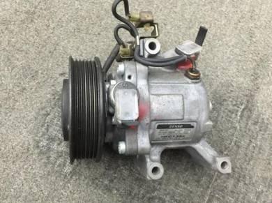 Myvi 1.3 Passo Air Cond Compressor Kompressor