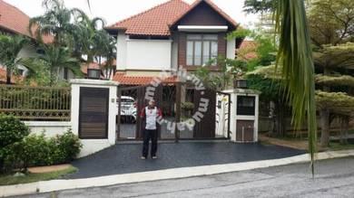 Double-storey Bungalow House Taman Bunga Negara Seksyen 27 Shah Alam