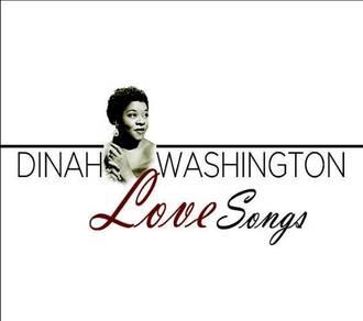 IMPORTED CD Dinah Washington Love Songs 3CD