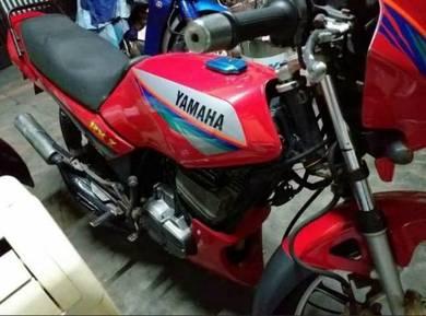 Yamaha rxz mili 1998