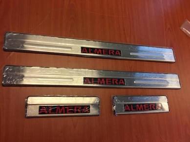 Nissan Almera Led Side Step