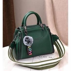 {rr001 green} fashion bag quality artifical leathe