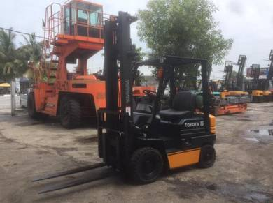 Direct JAPAN Imported TOYOTA 1.5 ton FORKLIFT AUTO