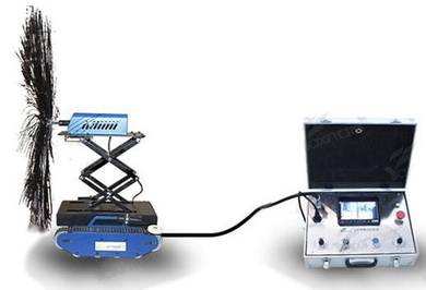 Air duct cleaning equipment(cleaning robot )