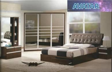 Bedroom set - a8211
