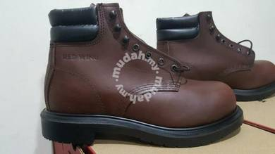 Red wing 2245 safety boot steel toe