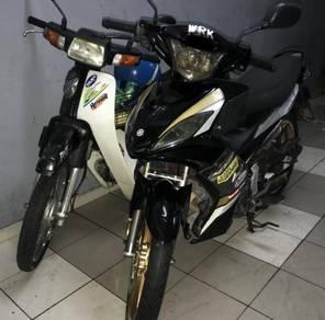 Yamaha lc135/honda ex5
